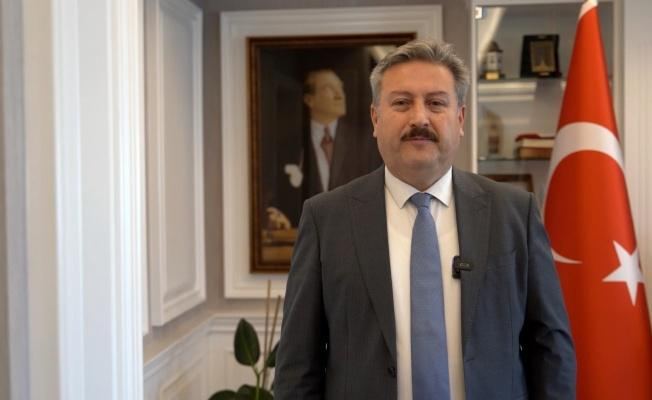 """Palancıoğlu: """"Soykırımın yıldönümünde Çerkes kardeşlerimizin acısını paylaşıyoruz"""""""