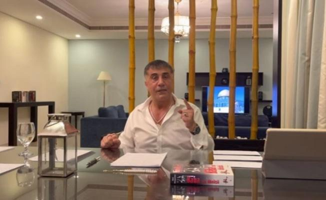 Sedat Peker'den 3'üncü video: İHA, Yeldana, Oktay Kaynarca, Erdoğan ve Albayrak iddiaları