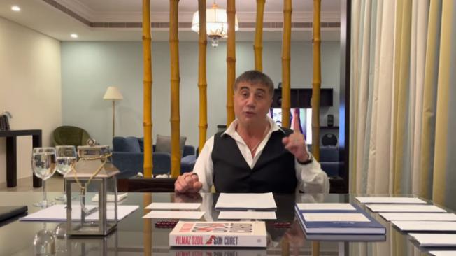Sedat Peker'in 6. videosu yayınladı! Ateş püskürdü şok!