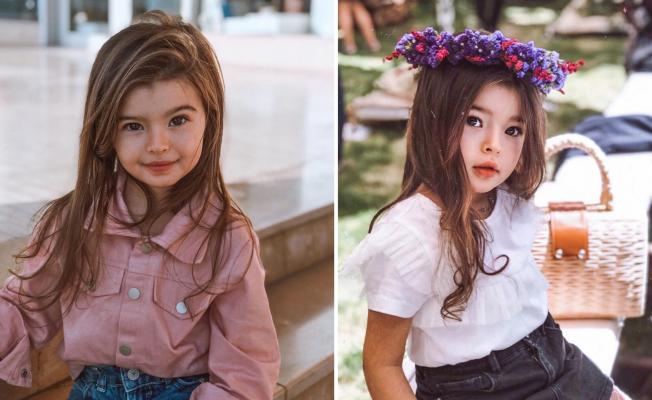 Sen Çal Kapımı dizisinde Eda ve Serkan'ın  çocukları Maya Başol oldu
