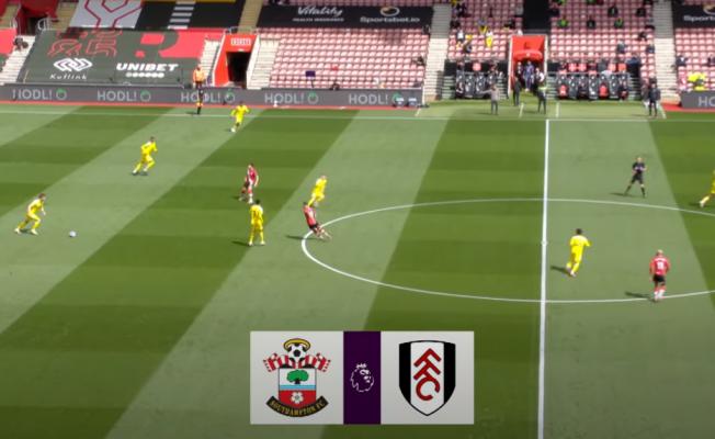 Southampton - Fulham (3-1) - Maç Özeti