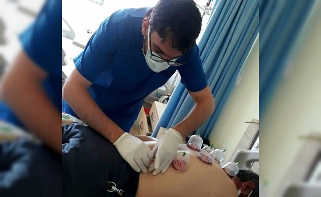 Tomarza Devlet Hastanesi'nde hacamat tedavisi yapılmaya başlandı