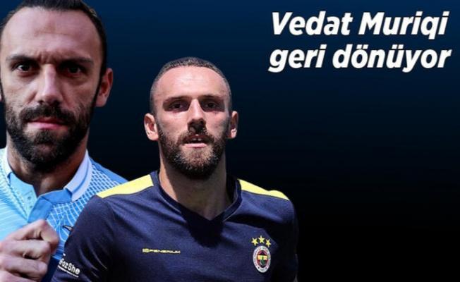 Vedat Muriqi Süper Lig'e geri dönüyor! Kiralık olarak...