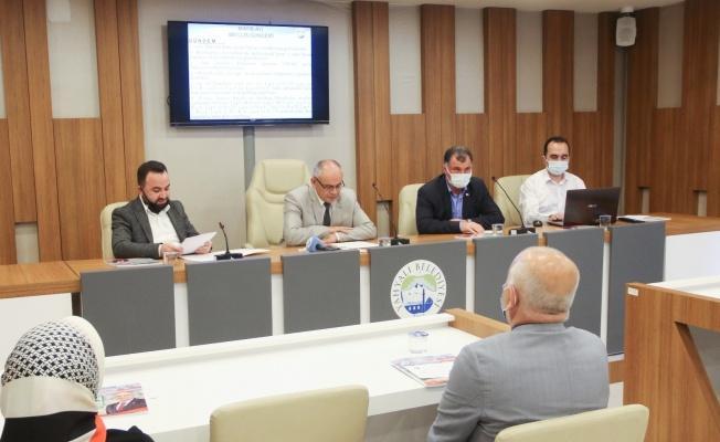 Yahyalı Belediye Meclisi Mayıs ayı toplantısı yaptı