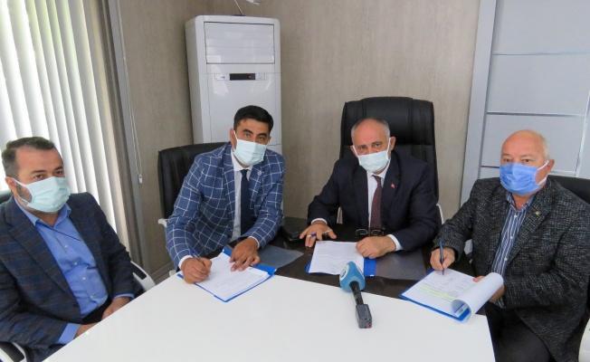 Yahyalı'da toplu iş sözleşmesi imzalandı