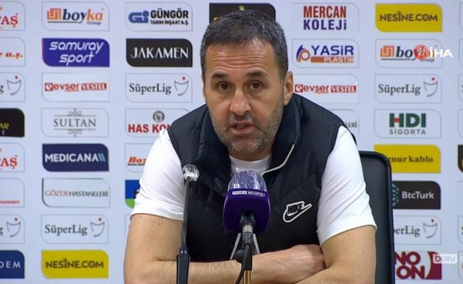 Yalçın Koşukavak Kayserispor maçını nasıl yorumladı?
