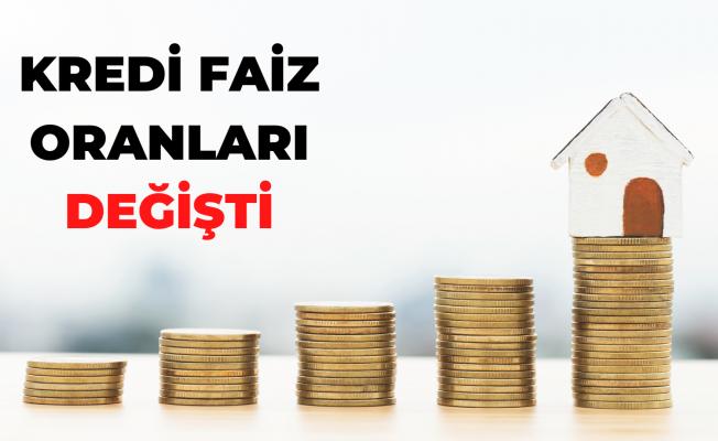 Ziraat, Halkbank, Vakıfbank taşıt, konut ve bireysel kredi faiz oranları uçtu! 20 Mayıs kredi faiz oranları son dakika güncellendi!