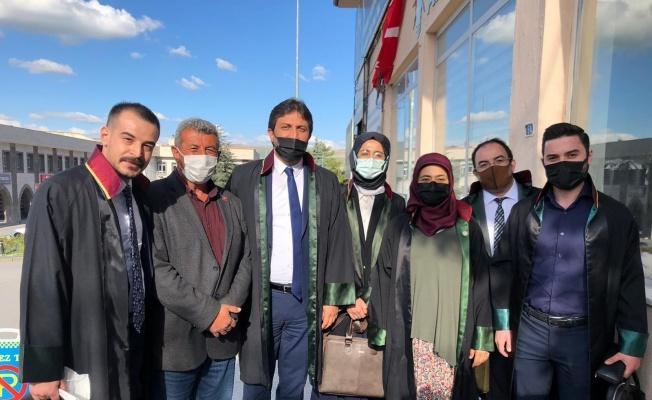 CHP'nin mahkemeye verdiği şehit babasına 2 bin 180 TL para cezası