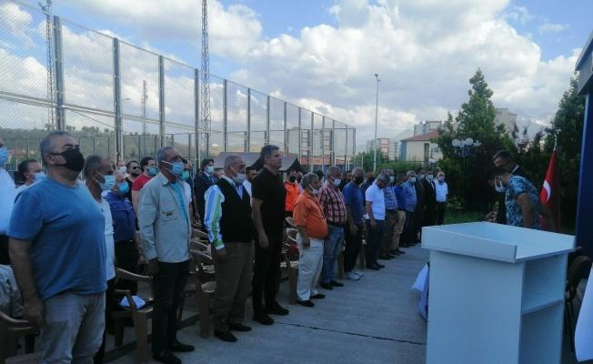 TÜFAD Kayseri Şubesi'nde mevcut başkan Osman Yozgat Güven tazeledi