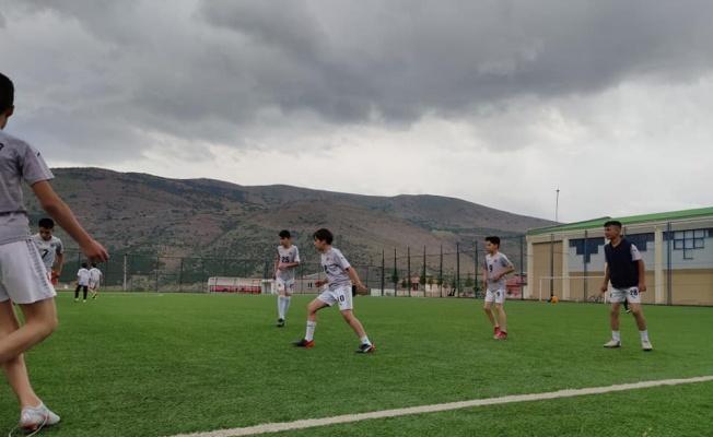 Yerköyspor Futbol Akademi yeniden kapılarını açtı