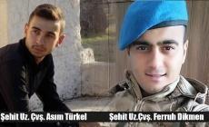 Tunceli'de 2 asker donarak Şehit oldu! Sorumlu komutan nerede?
